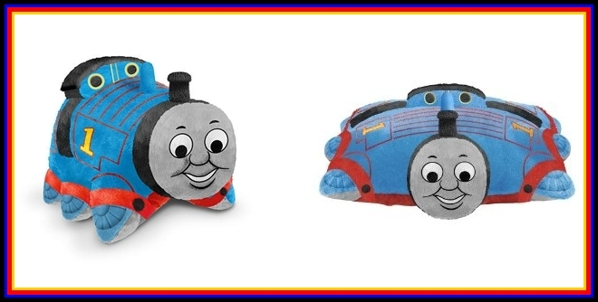 Win:  Thomas The Train Pillow Giveaway
