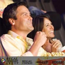 Regal Movies at 1/2 Price