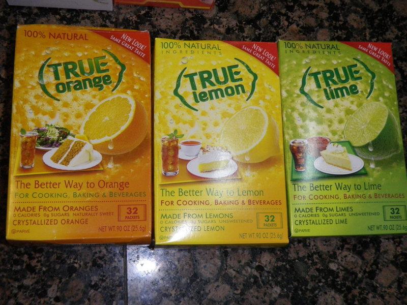 True Citrus Drinks & Seasoning