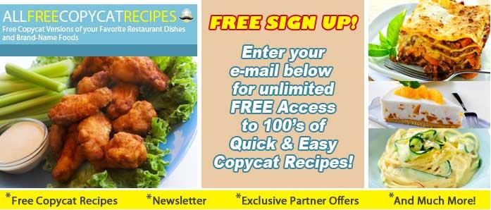 Three Free eRecipe Books