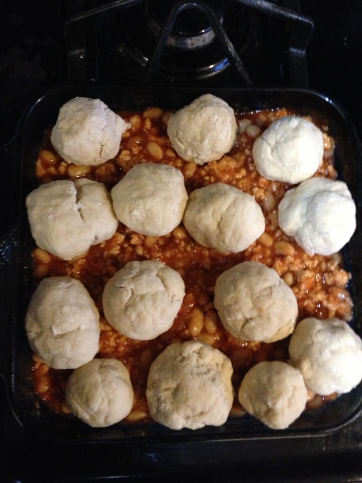 Sloppy Joe Biscuit Casserole Recipe