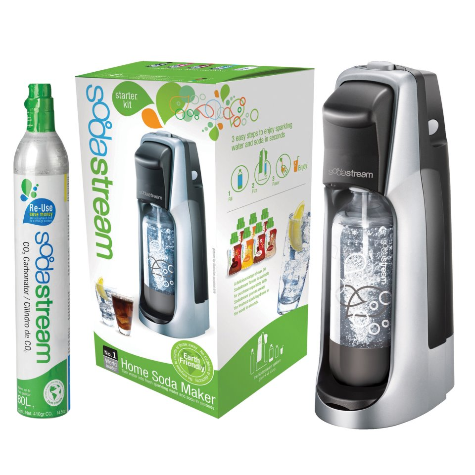 sodastream system giveaway ends 10 31 mamal diane. Black Bedroom Furniture Sets. Home Design Ideas