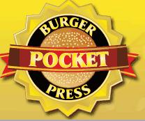 Burger Pocket Press Giveaway