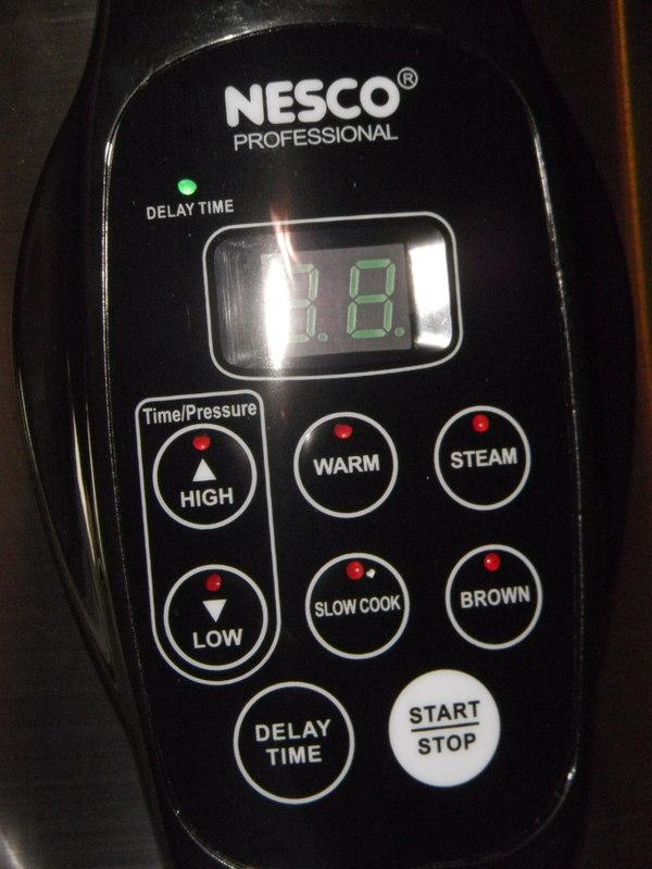 Nesco Pressure Cooker Review
