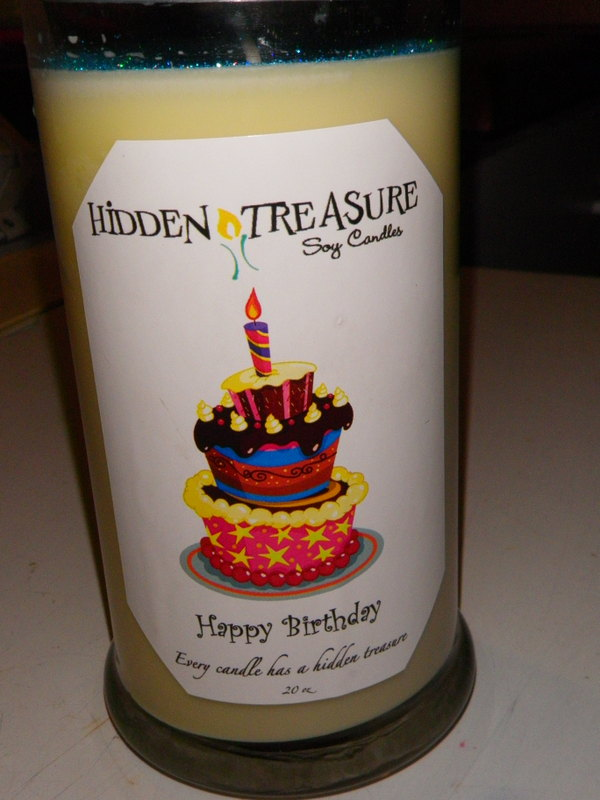 Have You Discovered Hidden Treasure Candles Yet?