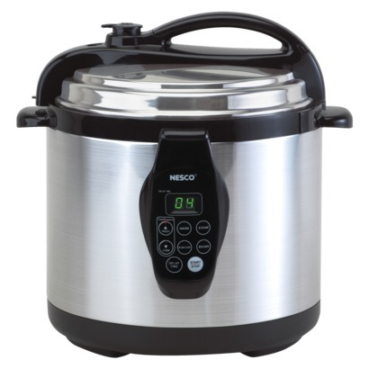 Nesco Pressure Cooker Giveaway – Ends 1/3/2013