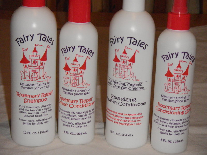 Want To Avoid Lice In Your House? Get Fairy Tales