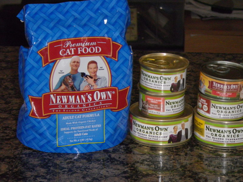 Newman's Own Organic Pet Food- Premium Food For Your Pet