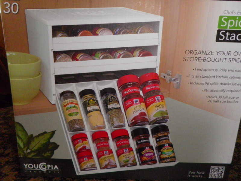 Spice Stacking Spice Rack- Get The SpiceStack
