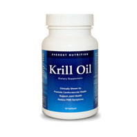 Check Out Krill Oil Higher in Omega 3's & Great For Your Health