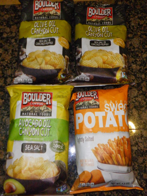 Boulder Canyon Natural Snacks Brings Healthy Food To The Party