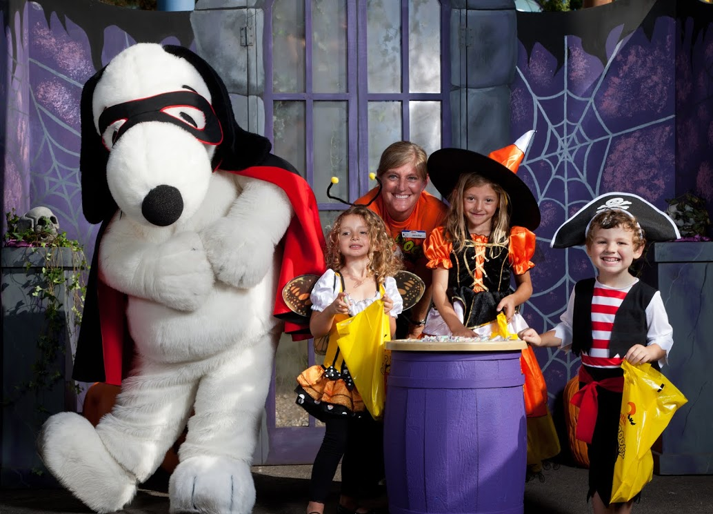 It is That Time Of Year- Knott's Camp Spooky Is Here