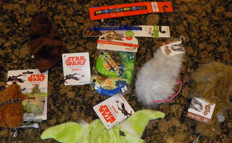 Petco- Cat Costumes & Toys #Starwars #Petco - Mom, Are We There Yet?