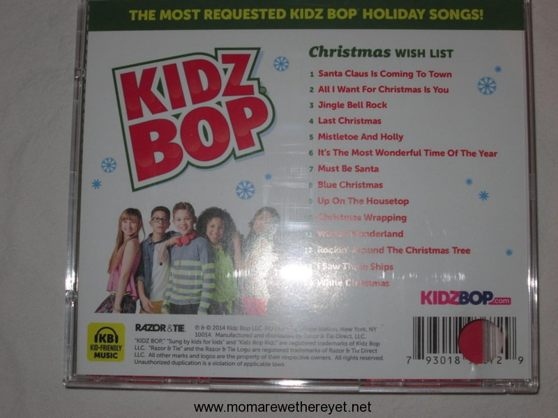 Kidz Bop For The Holidays - Mom, Are We There Yet?