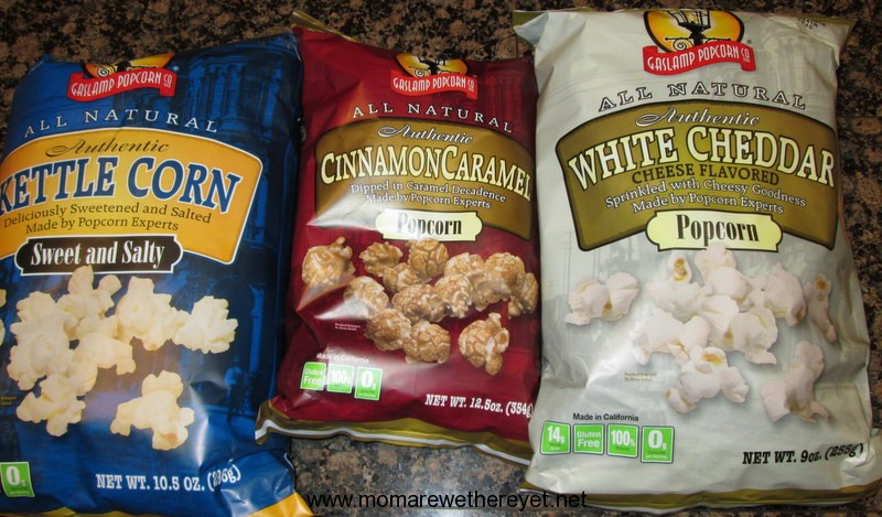 Gaslamp- Gourmet Popcorn At Home