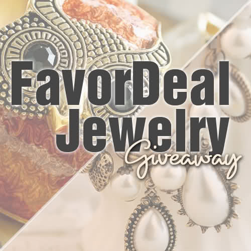 FavorDeal Jewelry Giveaway Event