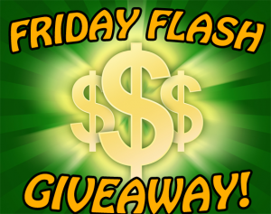 $25 Cash Friday Flash Giveaway