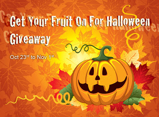 Get Your Fruit On Giveaway