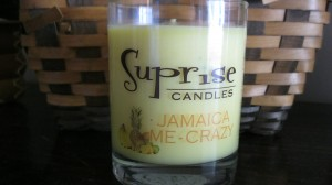 Suprise Candle Giveaway