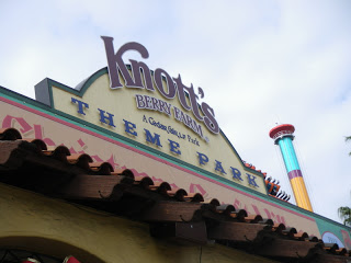 Locked Out Of Knott's Berry Farm