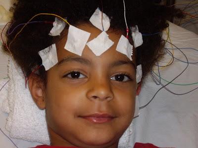 EEG for baby K