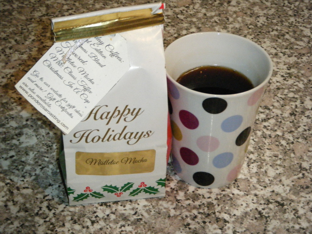 Ponderosa Coffee Giveaway