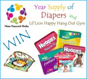 Baby Year Giveaway