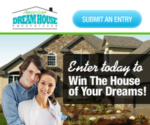 Enter To Win Your Dream House