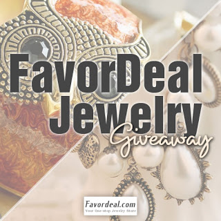 FlavorDeal Jewelry Giveaway