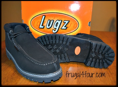Lugz Shoes Giveaway