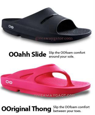 OOfos Giveaway