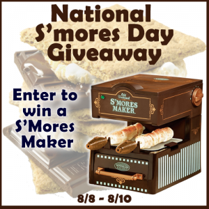 S'Mores Giveaway