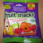 Lunch Time Snack Idea- YumEarth Fruit Snacks