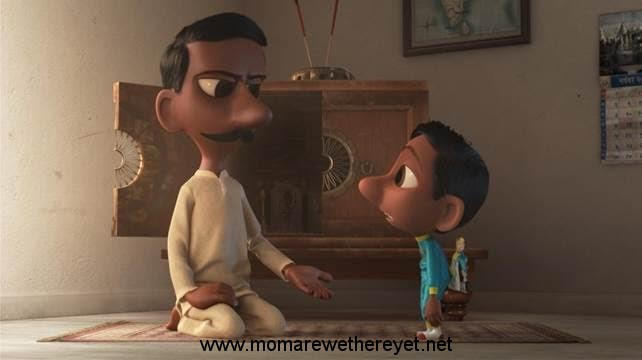 Can't Wait!  Who Loves Dinosaurs? Check Out Pixar's Sanjay's Super Team Too!