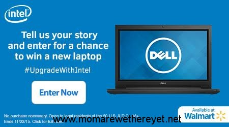 Dell Free Laptop Contest