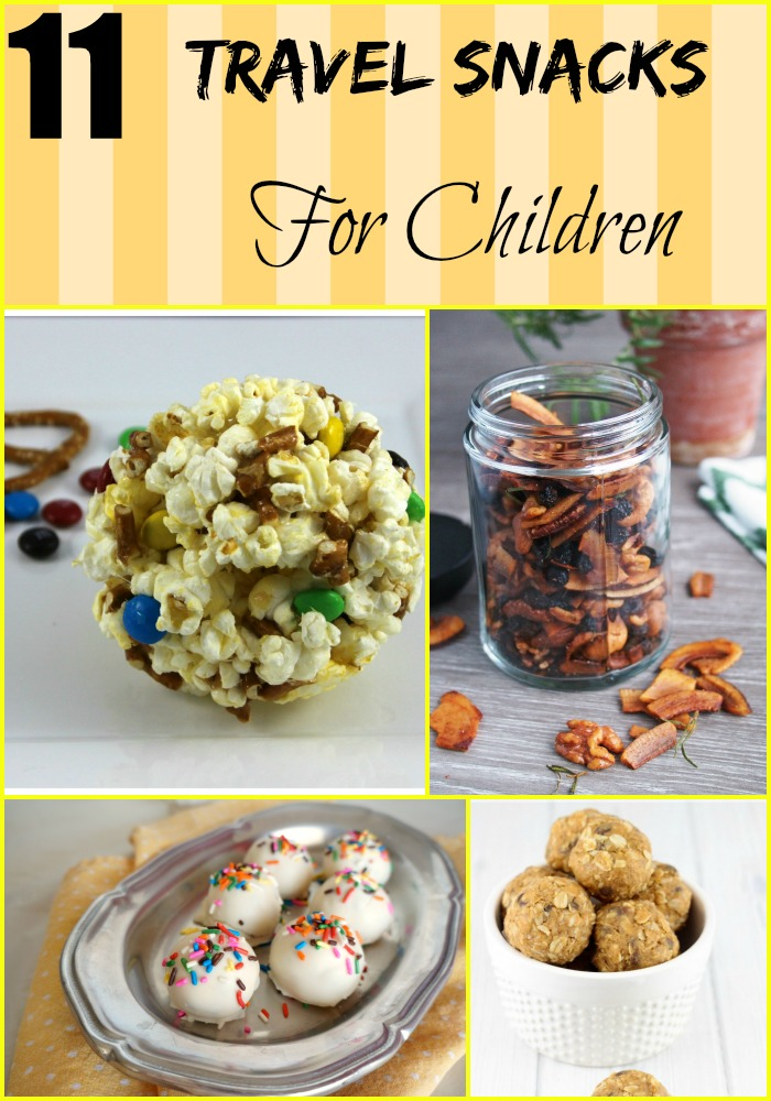 Car & Travel-Friendly Recipes For Children