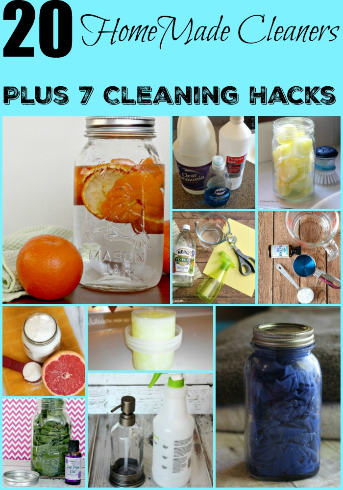 DIY Cleaners 1