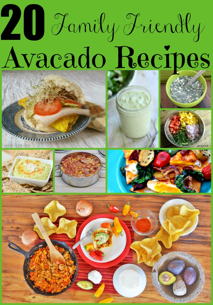 Recipes With Avocados