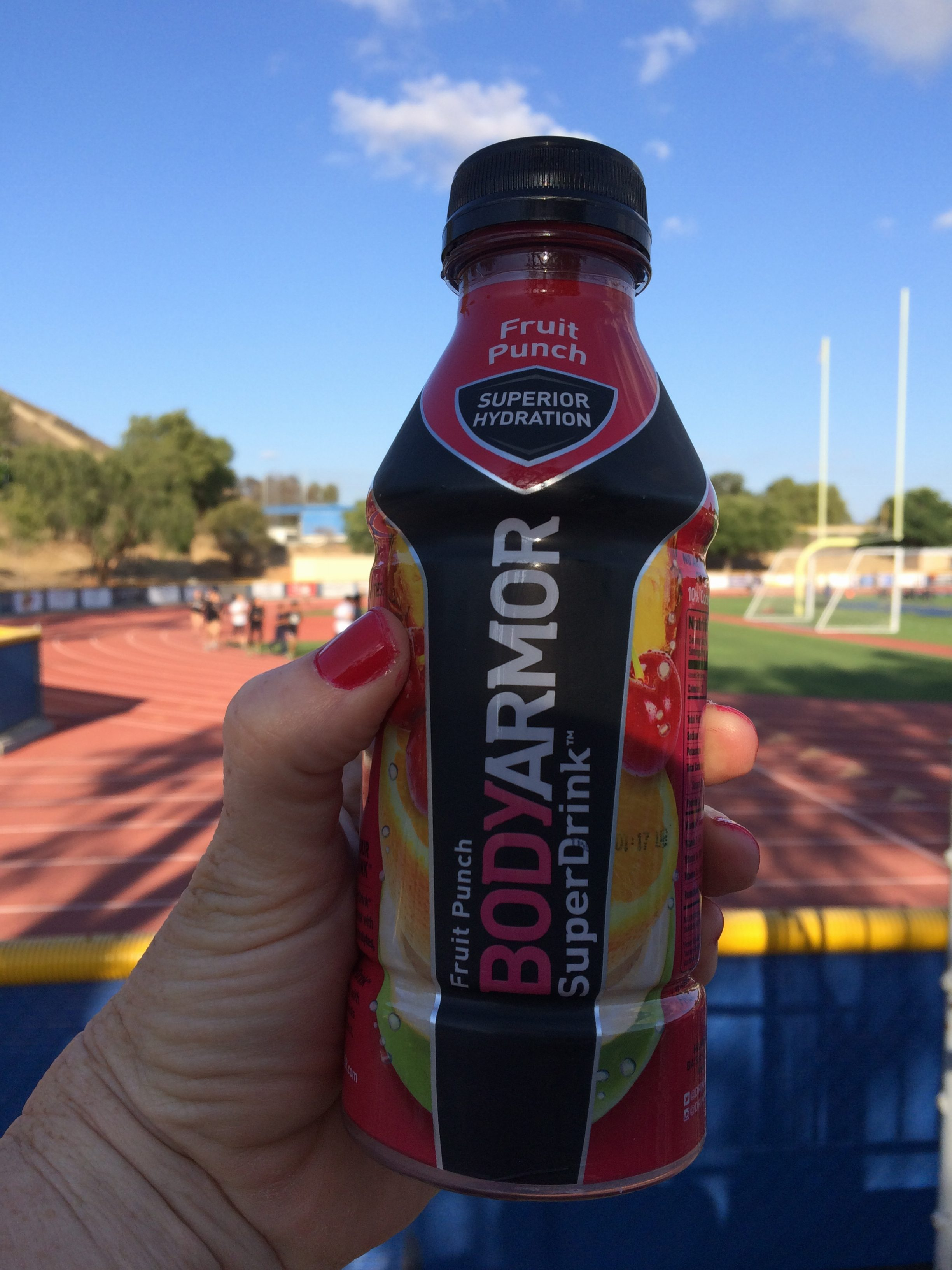 Stay Hydrated With BodyArmor Sports Drinks