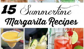 15 Summer Margarita Recipes