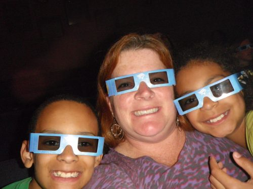 family 3D movie