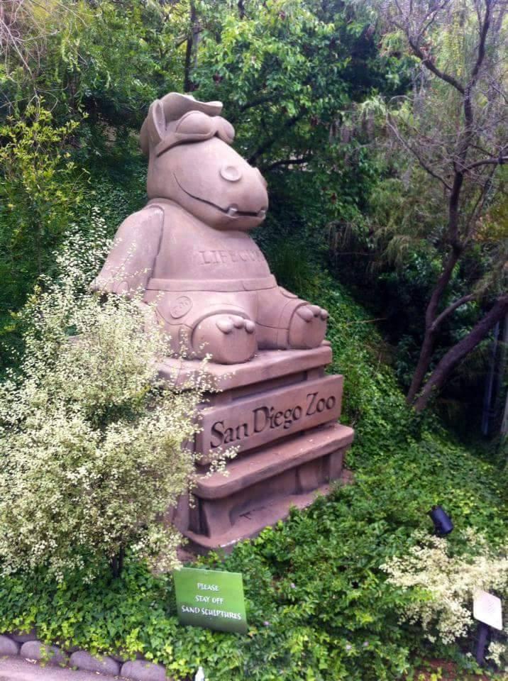 San Diego Zoo's 100 Year Celebration