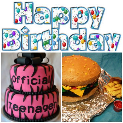 Teen Birthday Gift Selection