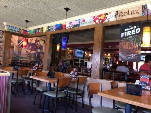 Dining On Applebee's New Wood-Fired Salads