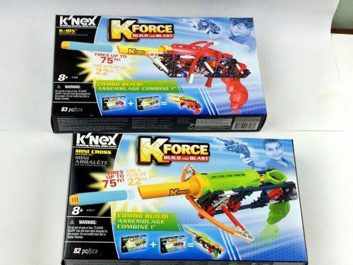 Fun Building & Play Time: K'NEX