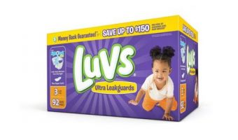 Sunday Savings On Luvs Diapers
