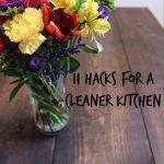 11 Hacks For A Cleaner Kitchen