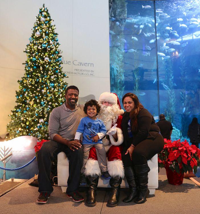 Aquarium Ticket Giveaway for Aquarium Holidays