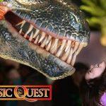 Dinosaur Adventure This Weekend
