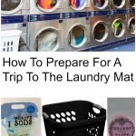 How To Prepare For A Trip To The Laundry Mat